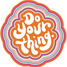 Do Your Thing by Natalie Perkins