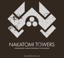 Die Hard - nakatomi - white