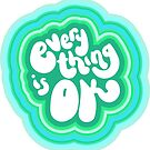 Everything is OK by Natalie Perkins