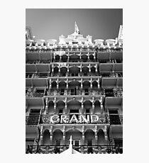 Grand Facade Photographic Print