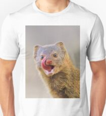 Slender Mongoose - Taste for Life T-Shirt