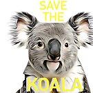Save the Koala by charlo19