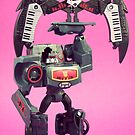 Soundwave & Ratbat by Fanboy30
