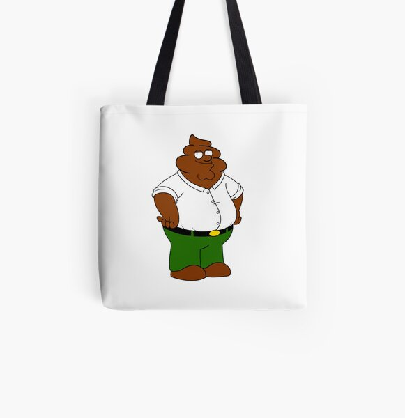 Poopter All Over Print Tote Bag