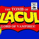 Tomb of Blacula by HereticTees