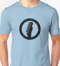 Telecaster Headstock Unisex T-Shirt