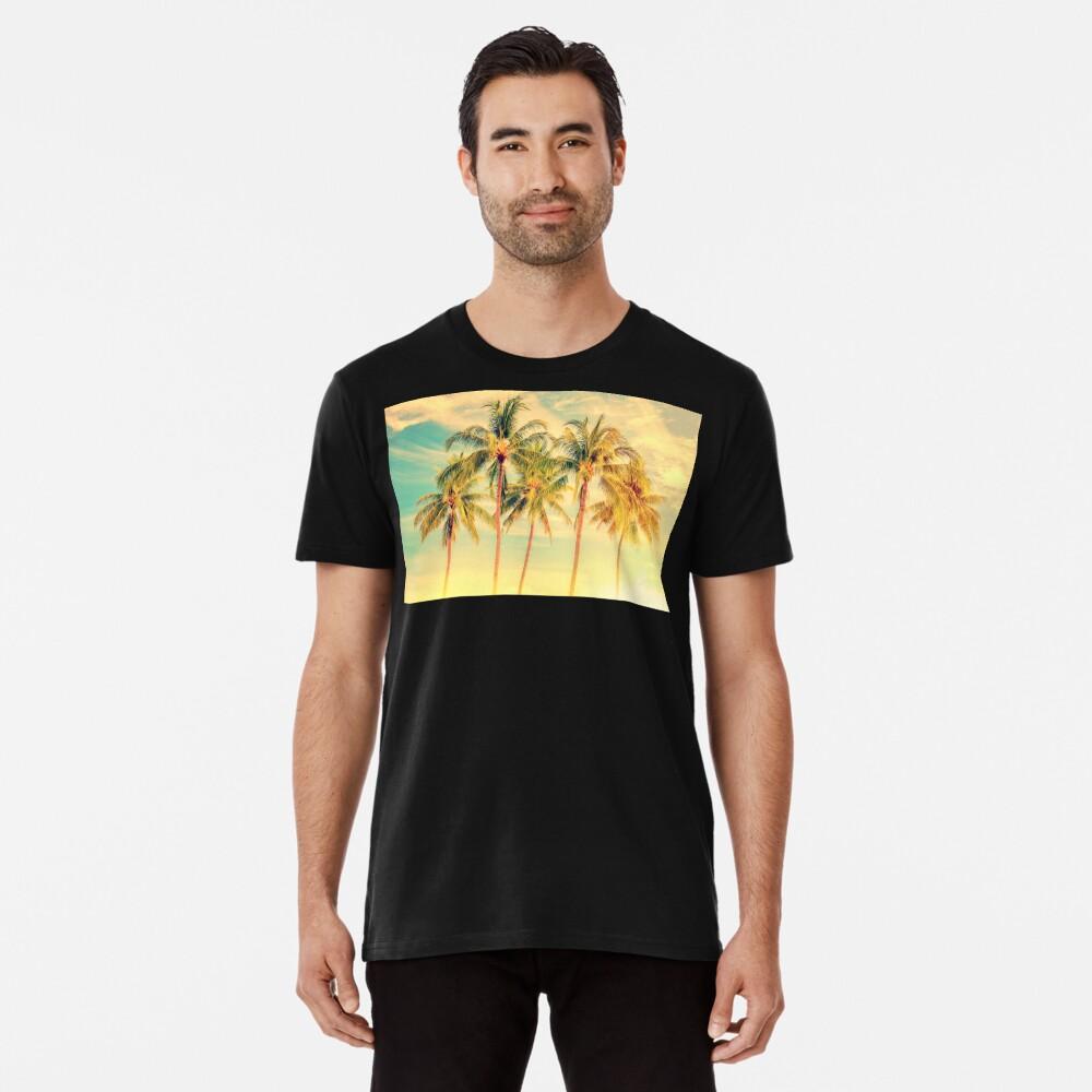 Tropisch Premium T-Shirt
