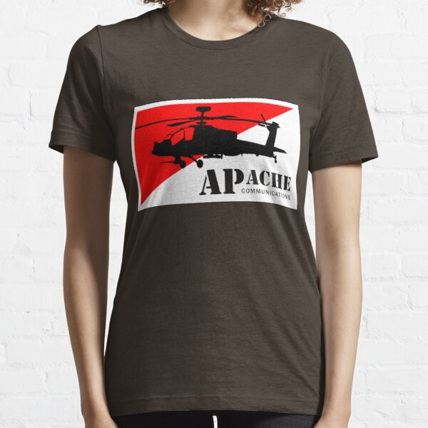 Apache Communications - Alan Partridge Essential T-Shirt