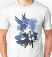 MLP: Luna + Nightmare Moon Unisex T-Shirt