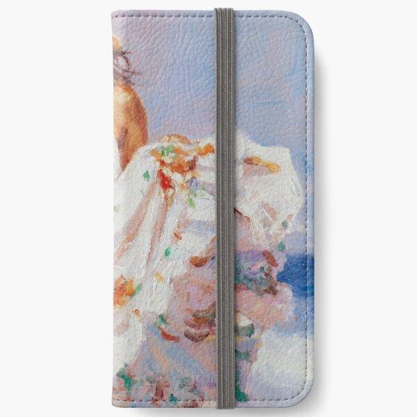 Summer Breeze iPhone Wallet