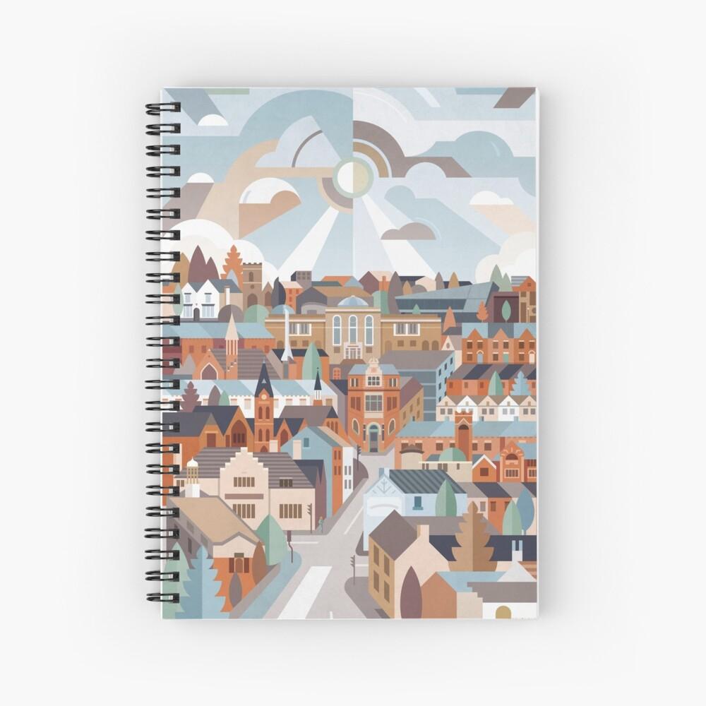 Harborne Spiral Notebook