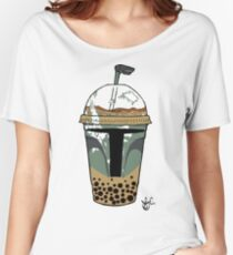 Boba Tea Women's Relaxed Fit T-Shirt