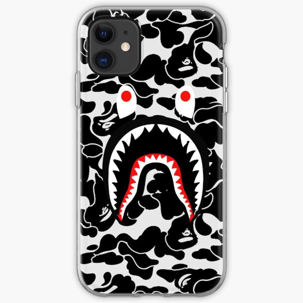 black shark army iPhone Soft Case
