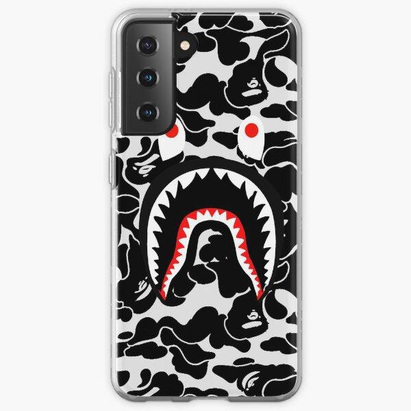 black shark army Samsung Galaxy Soft Case
