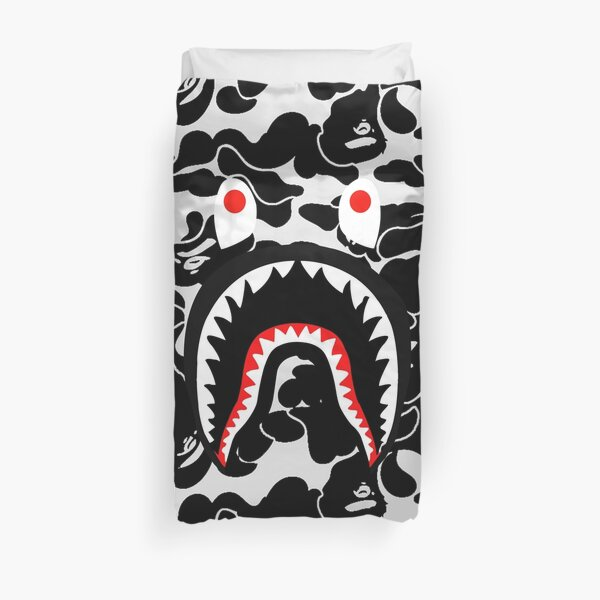 black shark army Duvet Cover
