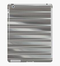 Corrugated Chrome #1 iPad Case/Skin