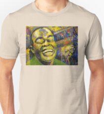 """""""Satchmo"""" (Jazzy Cake Paint) Unisex T-Shirt"""
