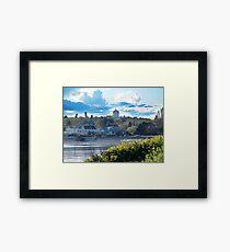 McNeill Bay (3) Framed Print