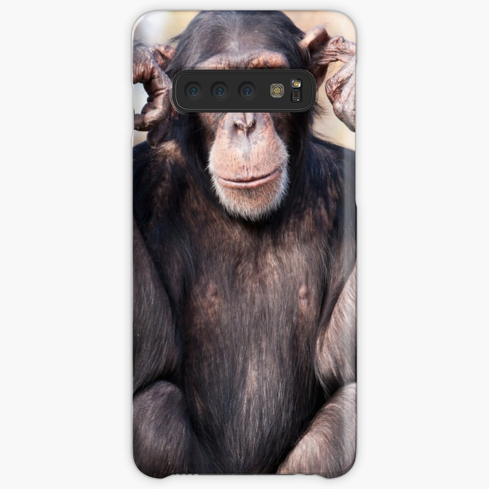 Hear no Evil Samsung Galaxy Snap Case