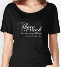 Leonard schwarz Baggyfit T-Shirt