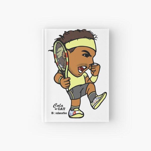 Rafael Nadal Cuaderno de tapa dura