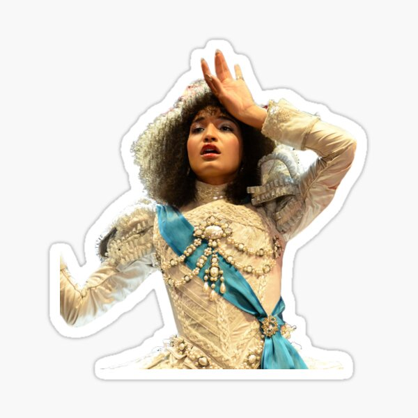 Indya Moore Sticker