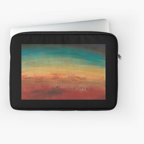 "The ""Uninhabited"" Planet Laptop Sleeve"