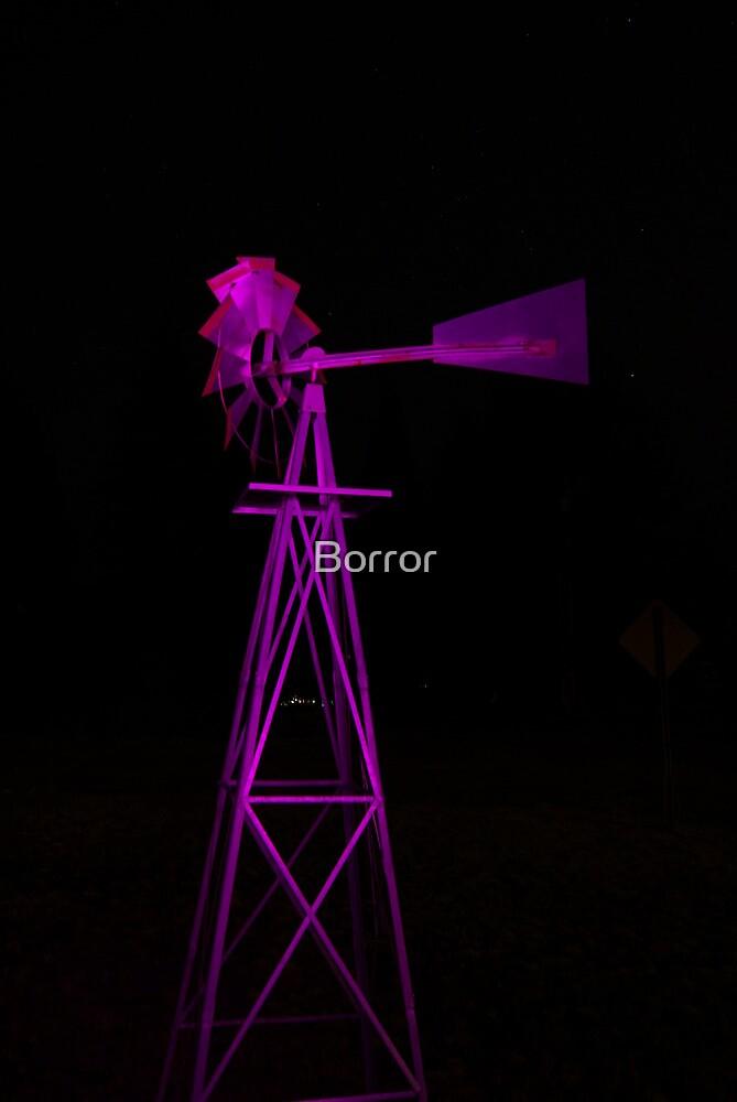 Night watch  by Borror