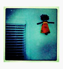 Faceless Doll Photographic Print