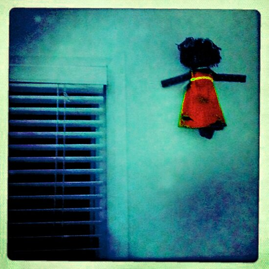 Faceless Doll by Kerryn Benbow