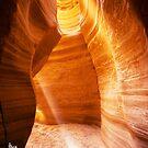 Canyon X Light Shaft by Alex Burke