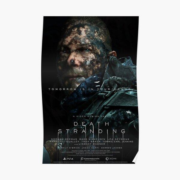 Demain est entre vos mains | Sam - Death Stranding Poster
