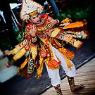 Bali Dancer by Nathan Jermyn