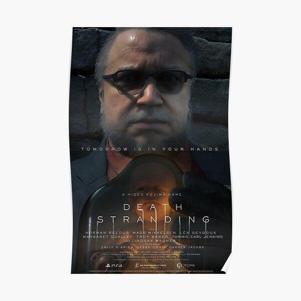 Demain est entre vos mains | Deadman - Death Stranding Poster