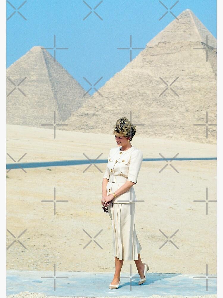 Princess Diana Egypt 1992 by Picturestation