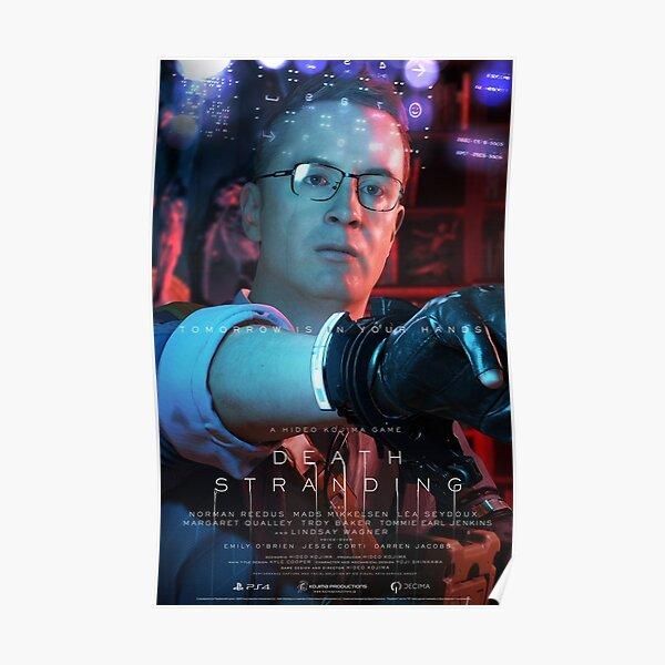 Demain est entre vos mains | Heartman - Death Stranding Poster