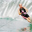 Water Skiing © Vicki Ferrari Photography by Vicki Ferrari