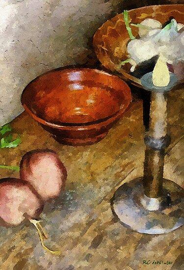 Cold Comfort Kitchen by RC deWinter