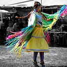 Shawl Dance 2 by Sunshinesmile83