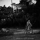 Bali BMX Bandit by Nathan Jermyn