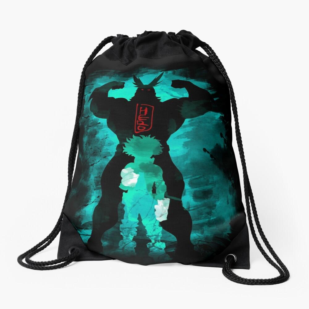 Hero Drawstring Bag