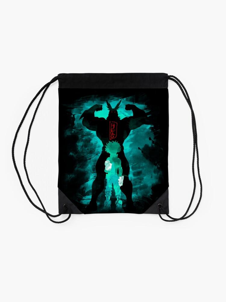 Alternate view of Hero Drawstring Bag