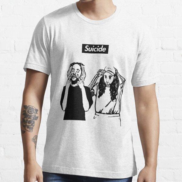 SuicideBoyS Art Outlines $ uicideboy $ Camiseta esencial