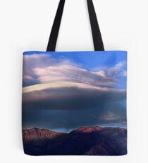 Lenticular Cloud  Tote Bag
