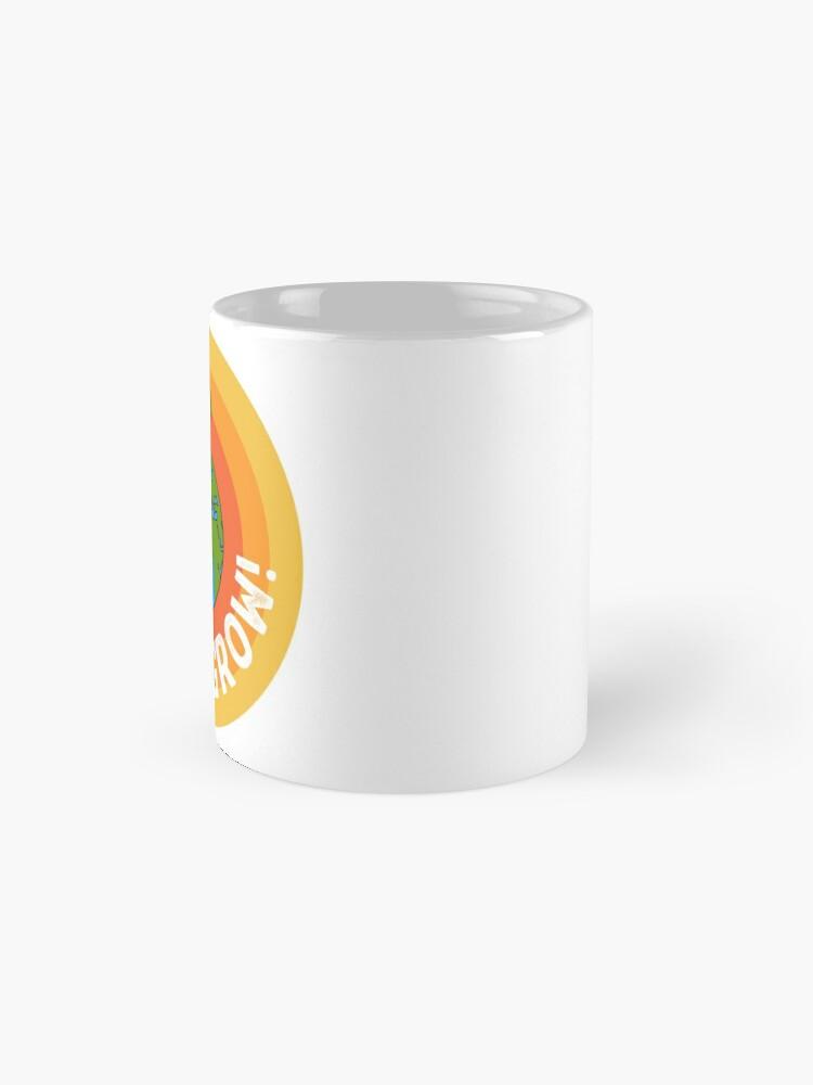 Alternate view of Help it Grow! Mug