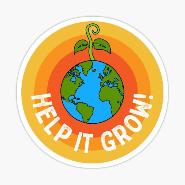 Help it Grow! Sticker