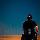 wheelchair by Jen Wahl