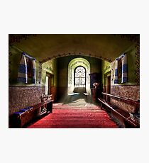 The Reading Room Photographic Print