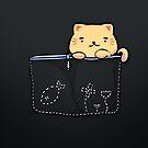 Katze ist in der Tasche! von kokorogue