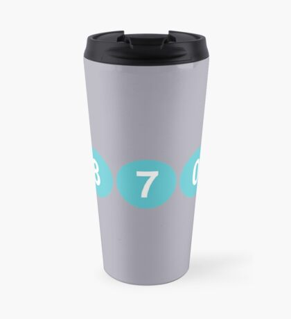 78704 Austin Zip Code Travel Mug